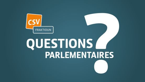 Questions parlementaires